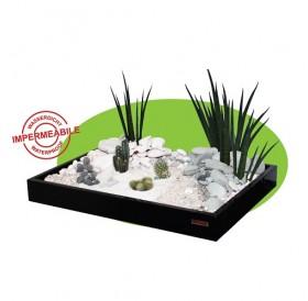 Croci Zen Artist Tray /поставка за растения/-75x43x7см