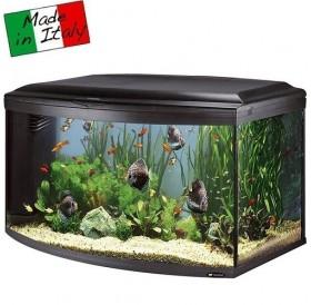Ferplast Cayman 110 Scenic /аквариум със заоблено предно стъкло и пълно оборудване 300л/-110x55x61,5см