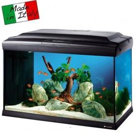 Ferplast Cayman 60 Professional /аквариум с пълно оборудване 75л/-62,5x34,5x45,5см