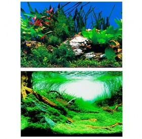 Ferplast BLU 9040 /двулицев фон за аквариум/-60x40см