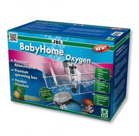 JBL BabyHome Oxygen /ваничка за живораждащи риби с аерация/