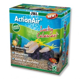 JBL ActionAir Lucky Calamari /декорация за морски аквариум калмари/-17x18х7см