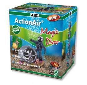 JBL ActionAir Magic Diver /декорация за морски аквариум водолаз с двигател на самолет/