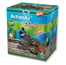 JBL ActionAir Mystery Diver /декорация за морски аквариум водолаз/