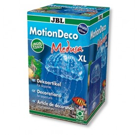 JBL MotionDeco Medusa XL Blue /движеща се декорация за морски аквариум медуза/-Ø10х21см