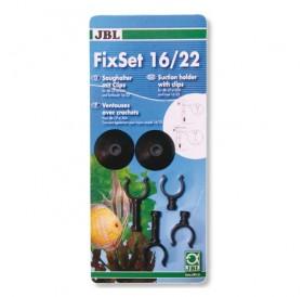 JBL FixSet 12/16 /комплект вендузи за  външен филтър CP e700/1, е900/1/