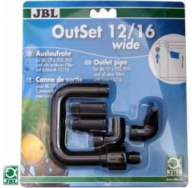 JBL OutSet wide 12/16 /комплект изходяща сонда за външен филтър CP е700/1,900/1/
