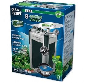 JBL CristalProfi e1502 greenline /енергоспестяващ външен филтър за аквариуми до 600л/