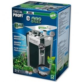 JBL CristalProfi e902 greenline /енергоспестяващ външен филтър за аквариуми до 300л/