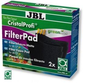 JBL CristalProfi m greenline FilterPad /резервни гъби за JBL CristalProfi m greenline/-2бр