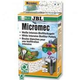 JBL Micromec /бели биофилтърни топчета, подобряващи почистващата сила на филтъра/-650гр