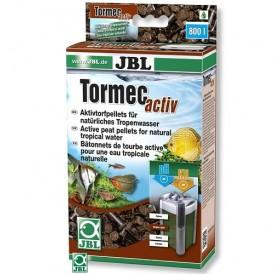 JBL Tormec Aktiv /двукомпонентни пелети с бързо и дълготрайно действие, понижаващи нивата на pH и CH(карбонатна твърдост)/-1л