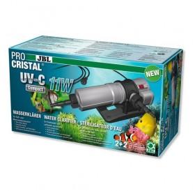 JBL ProCristal Compact UV-C 11W /UV-C система за аквариуми (морски и сладководни)/-11W