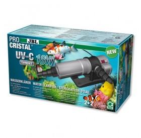 JBL ProCristal Compact UV-C 18W /UV-C система за аквариуми (морски и сладководни) и езера/-18W