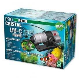 JBL ProCristal Compact UV-C 5W /UV-C система за аквариуми (морски и сладководни)/-5W