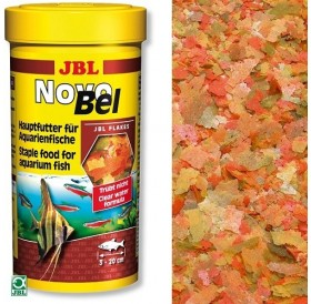JBL NovoBel /основна храна за аквариумни рибки/-100мл