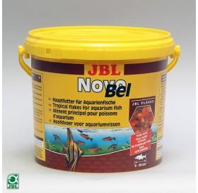 JBL NovoBel /основна храна за аквариумни рибки/-5,5л