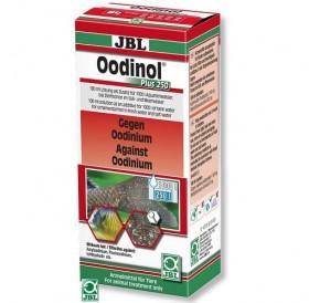 JBL Oodinol Plus 250 /препарат срещу соленоводни и сладководни бактерии Oodinium/-100мл