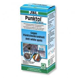 """JBL Punktol Plus 125 /препарат срещу """"белите точки"""" и други ектопаразити/-100мл"""