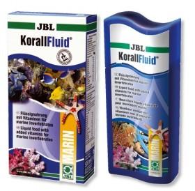 JBL Korall Fluid /течна храна с добавени витамини за морски безгръбначни/-100мл