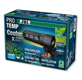 JBL PROTEMP® Cooler x200 /охлаждащ вентилатор за аквариуми с прясна или солена вода/-3W