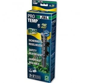 JBL PROTEMP® S 25 /нагревател за аквариуми от 10 до 50л/-25W
