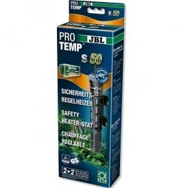 JBL PROTEMP® S 50 /нагревател за аквариуми от 25 до 90л/-50W