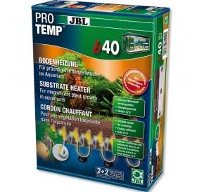 JBL PROTEMP® b40 /дънен нагревател за аквариуми от 200 до 400л/-40W