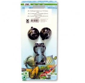 JBL Suction Pad + 2 Clips 23-28mm for PROTEMP /вендузи и клипове за нагревател PROTEMP/-2бр