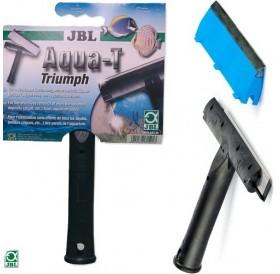 JBL Aqua-T Triumph /шпатула и гумена стъргалка за почистване на стъкла/-16см