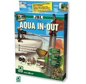 JBL Aqua In-Out Complete Set /комплект за смяна на водата и почистване на дъно на аквариум/