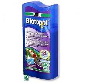 JBL Biotopol C /препарат за стабилизиране и поддръжка на водата на ракообразни и скариди/-100мл