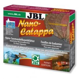JBL Nano-Catappa  /листа от тропически бадем който е естествен стабилизатор на водата/-10бр