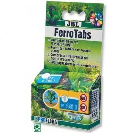 JBL FerrоTabs /основна тор за аквариумни растения, концентрирана в разтворими таблетки/-30бр