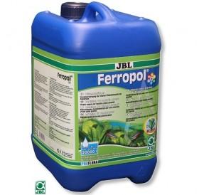JBL Ferropol /основна течна тор за аквариумни растения с микроелементи/-5л