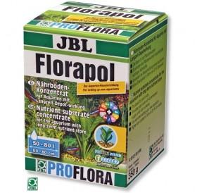 JBL Florapol /концентриран подхранващ субстрат за аквариум с продължително освобождаване на хранителните вещества/-350гр
