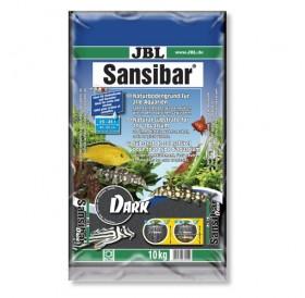 JBL Sansibar Dark /фин черен субстрат за аквариуми със сладка и солена вода/-10кг