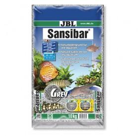 JBL Sansibar Grey /фин сив субстрат за аквариуми със сладка и солена вода/-10кг