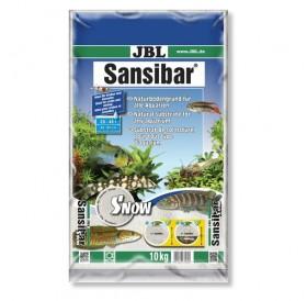JBL Sansibar Snow-white /фин снежно бял субстрат за аквариуми със сладка и солена вода/-10кг