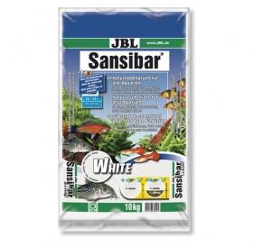 JBL Sansibar White /фин бял субстрат за аквариуми със сладка и солена вода/-10кг