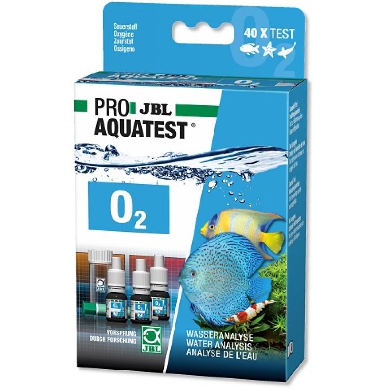JBL O₂ Direct Test Set /тест за измерване нивата на кислород във водата/