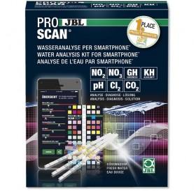 JBL ProScan /тест за подробен анализ на водата чрез смартфон за сладководни аквариуми/