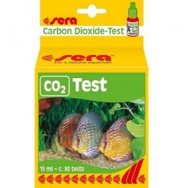 Sera® CO₂ Test /тест за измерване нивото на въглероден диоксид (CO₂)/-15мл