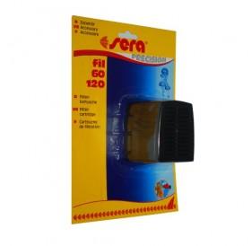 Sera® Fil 60/120 Filter Cartridge /отделна секция за вътрешен филтър на Sera модел Fil 60 и 120/