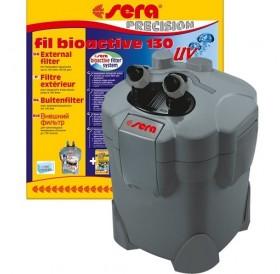 Sera® Fil Bioactive 130 + UV /външен филтър с вградена UV-C лампа за сладководни аквариуми до 130л/