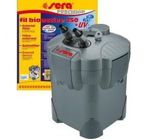 Sera® Fil Bioactive 250 + UV /външен филтър с вградена UV-C лампа за сладководни аквариуми до 250л/