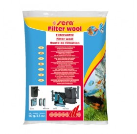 Sera Filter Wool /филтърна вата/-100гр
