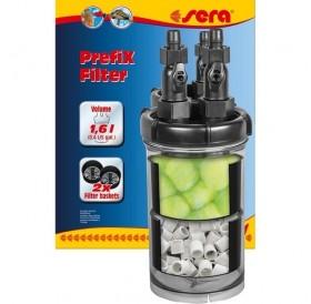 Sera® PrefiX Filter /предфилтър без мотор за свързване към помпи или външни филтри/