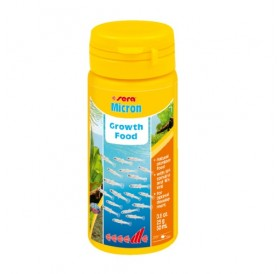 Sera Micron /храна за малки хайверни рибки/-50мл