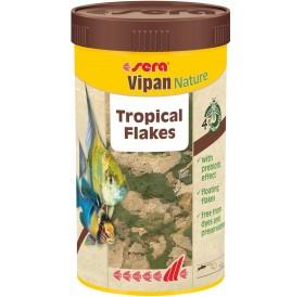 Sera Vipan Nature /основна храна на люспи за всички декоративни рибки/-12гр